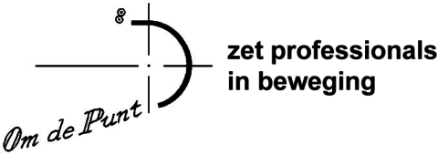 Om de Punt zet professionals in beweging